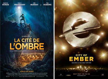 La Cité de l'ombre - City of Ember