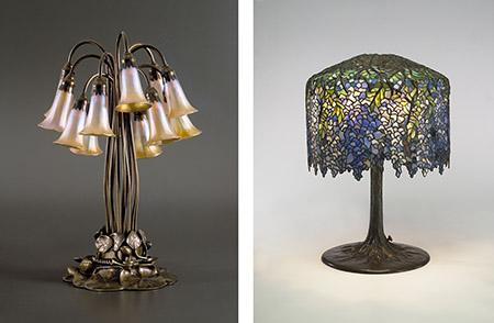 Lampes Tiffany
